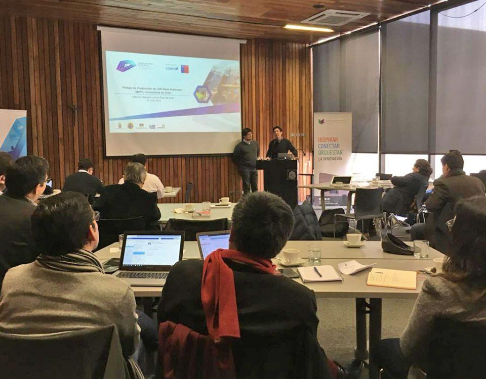 II Encuentro de Validación Tecnológica del Centro Nacional de PIlotaje