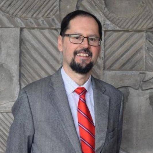 Gerente general del CNP, Patricio Aguilera.