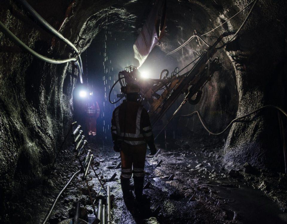 Minería subterránea. Fuente: MiningTechnology.com.